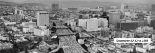 Downtown LA 1969 - Cropped